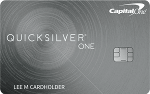 Quicksilver One from Capital One