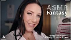Porno ASMR con la doctora Angela White