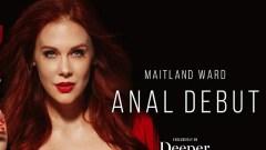 El primer anal de Maitland Ward gratis