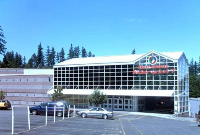 The Alderwood Cinemas