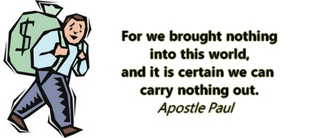 The Apostle Paul on the subject of perspective