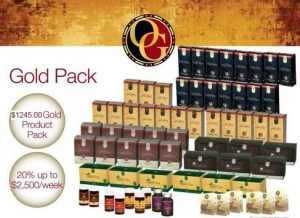 Organo Gold Gold Package