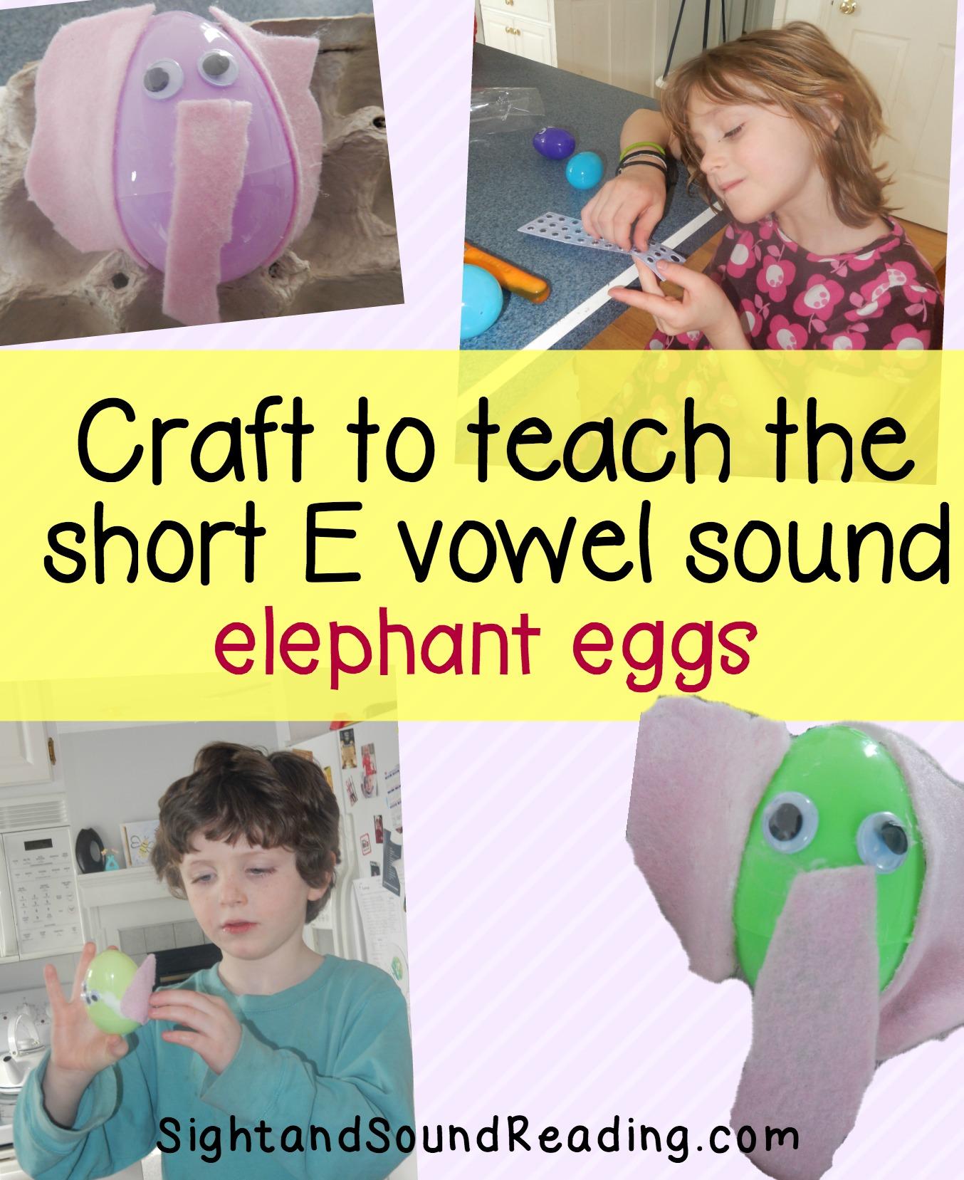 Phonics Vowel Sounds