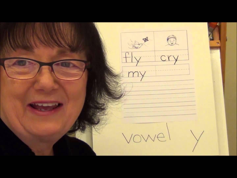 Vowel Y Makes The I Sound Free Videos To Teach Phonics