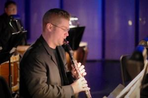 Dallas Chamber Symphony, Clarinetist, Jonathan Jones