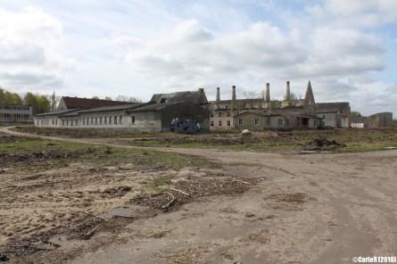 Wittstock Dosse Flugplatz Soviet Airbase