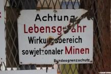 Schlagsdorf Innerdeutsche Grenze Inner Border Checkpoint Grenzhus
