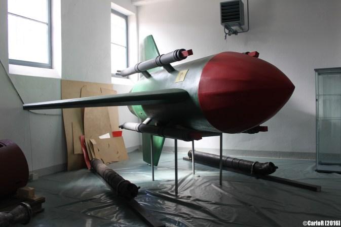 Peenemunde Exhibition of Innovative Weapons