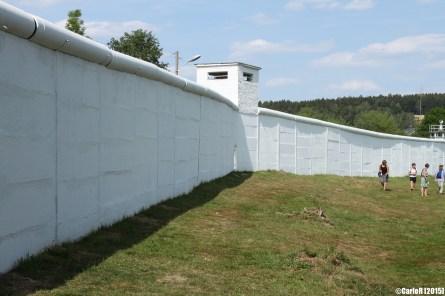 Mödlareuth German Inner Border Innerdeutsche Grenze