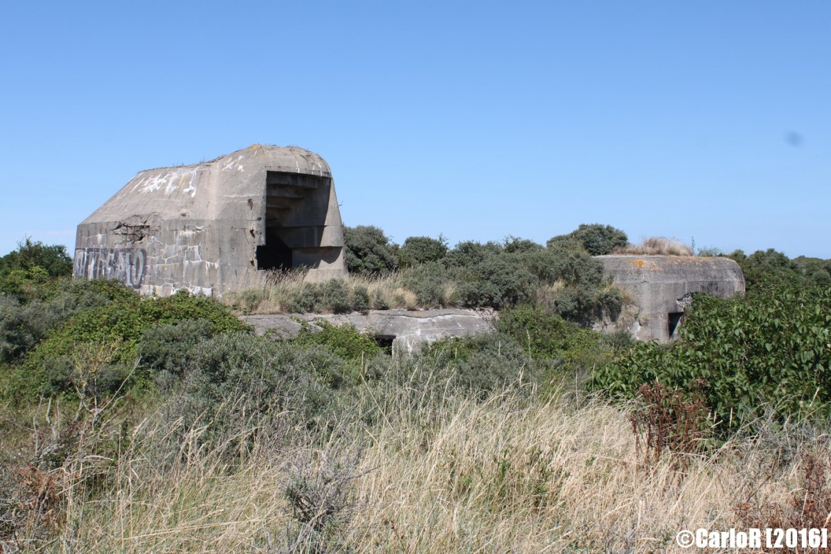 The Atlantic Wall - Off the Beaten Track