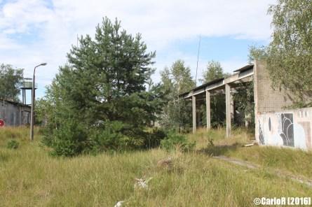 Vogelsang Nuclear Missile Soviet Base Germany
