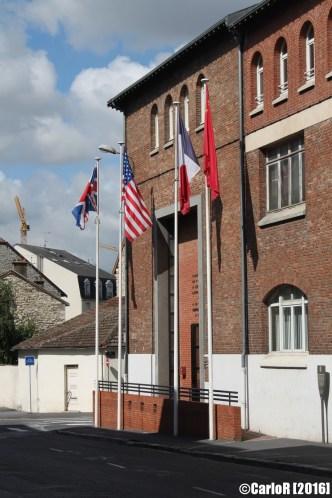 Nazi German Surrender Museum Capitulation Reims