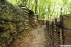 World War I Trenches in the Saint-Mihiel Salient