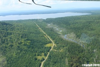 Moosehead Lake Greenville Maine Currier Cessna