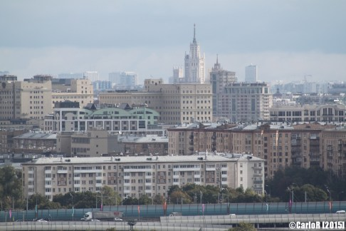 Stalin's Skyscrapers Moscow