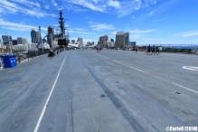 USS Midway San Diego CV-41 West Coast
