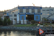 Bremerton Shipyard Puget Sound Washington