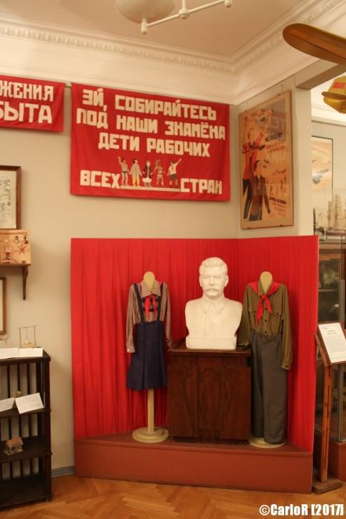 Saint Petersburg Leningrad Apartment House of Kirov