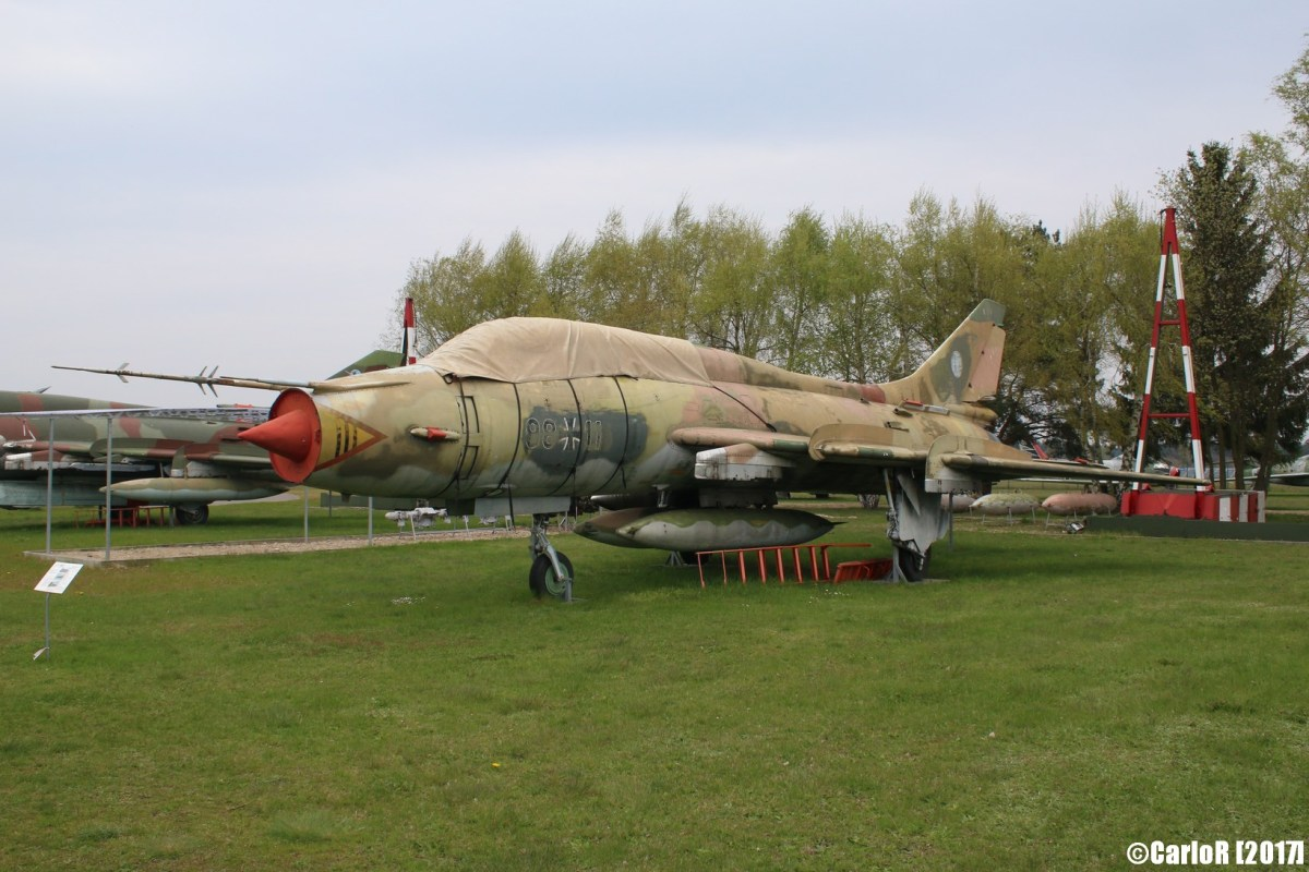 Air Museums in the Former GDR