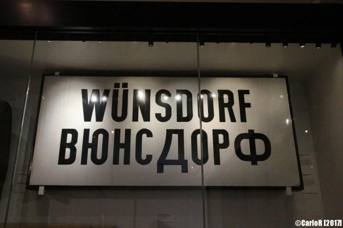 Wünsdorf/Zossen Sign
