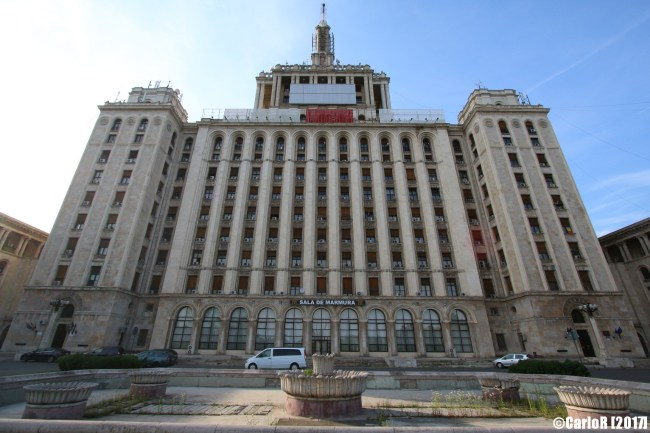 Bucharest House of the Free Press