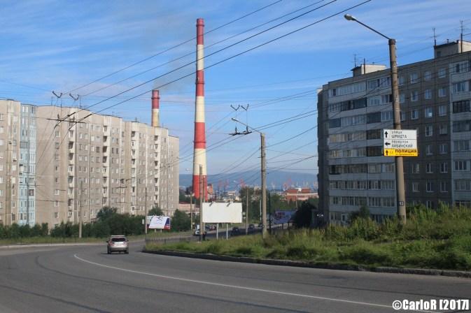 Murmansk Prospekt Kirova
