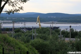 Murmansk Port