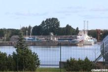 Karosta Liepaja Pier Military Port