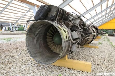 Soviet Jet Engine Tartu Estonia