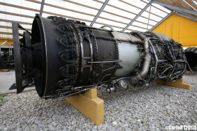 General Electric J79 Turbojet McDonnell Douglas Phantom engine