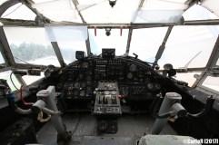 Antonov An-2 Cockpit