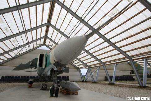 MiG-23 Flogger Ukrainian Air Force