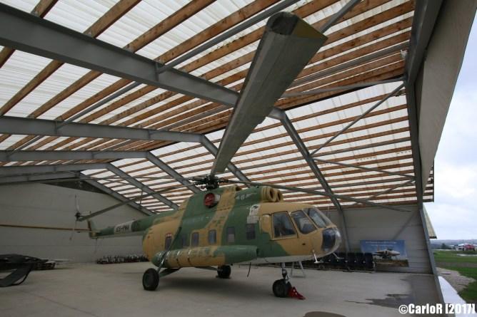 Mil Mi-8 Tartu Estonia