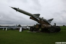 Surface-to-Air Missile (SAM) Russian SA-2