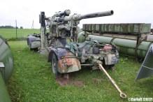 German Flak Cannon