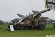 Surface-to-Air Missile (SAM) Russian SA-2