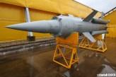 Surface-to-Air Missile (SAM) Russian SA-4