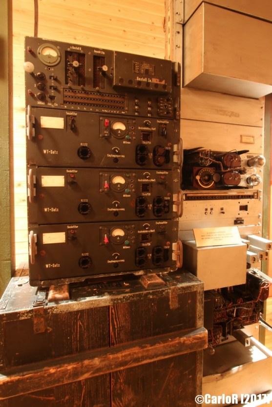 General Mannerheim Finland Army Communication Bunker Mikkeli