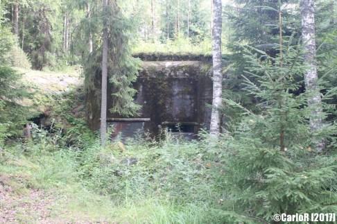 Salpa Line Bunker Rutola