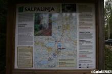 Salpa Line Bunker Hostikka Area Finland