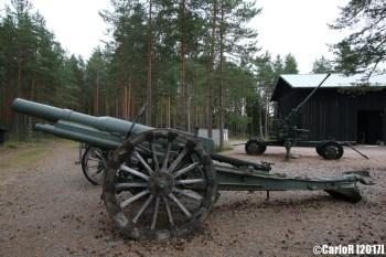 Salpa Line Virolahti Bunker Museum