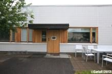 Rovaniemi City Library Alvar Aalto