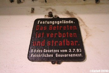Feste Kaiser Wilhelm II - Fort de Mutzig