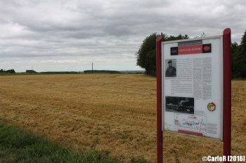 Red Baron Manfred von Richtofen Crash Site Somme WWI