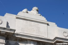 Ypres Menin Gate Memorial WWI