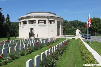 British Memorial Ploegsteert Comines Ypres WWI