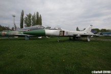 State Aviation Museum Ukraine Kiev Sukhoi Su-15