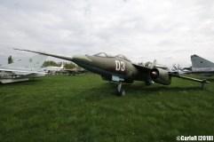 State Aviation Museum Ukraine Kiev Yakovlev Yak-28