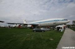 State Aviation Museum Ukraine Kiev Ilyushin Il-86