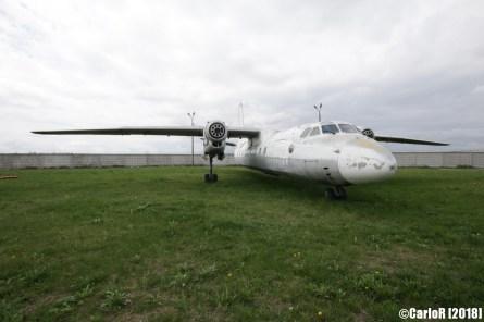 State Aviation Museum Ukraine Kiev Antonov An-26